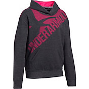 Under Armour Girls' Threadborne Fleece Hoodie