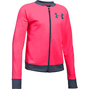 Under Armour Girls' Track Jacket