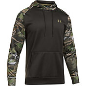 Under Armour Men's Armour Fleece Camo Blocked Hoodie