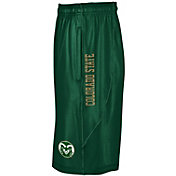 Under Armour Men's Colorado State Rams Green Raid Shorts
