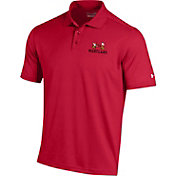 Under Armour Men's Maryland Terrapins 'Maryland Pride' Red Performance Polo