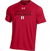 Under Armour Men's Rutgers Scarlet Knights Scarlet Tech T-Shirt