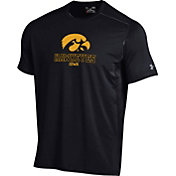 Under Armour Men's Iowa Hawkeyes Black Raid T-Shirt