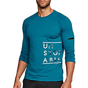Under Armour Men's Unstoppable ¾ Length Sleeve Shirt