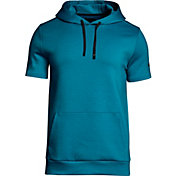 Under Armour Men's Unstoppable Knit Short Sleeve Hoodie