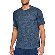 Under Armour Men's Threadborne Siro Printed T-Shirt