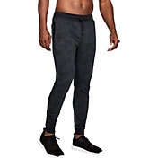 Under Armour Men's Threadborne Fleece Stack Novelty Jogger Pants
