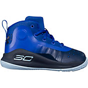 Under Armour Toddler Curry 4 Basketball Shoes