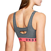 Under Armour Women's Favorite Cotton Everyday Heather Bra