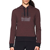 Under Armour Women's Threadborne Fleece Big Logo Hoodie