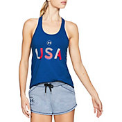 Under Armour Women's UA Freedom USA Tank Top