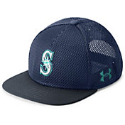 Under Armour Youth Seattle Mariners Twist Knit Adjustable Snapback Hat