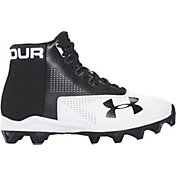 Under Armour Kids' Renegade Mid RM Wide Football Cleats