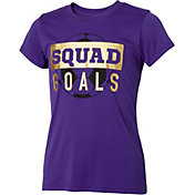 Umbro Girls' Squad Goals Graphic Soccer T-Shirt