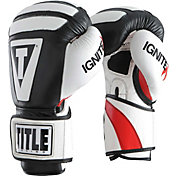 Title Boxing Infused Foam Ignite Cel-Tech Bag Gloves