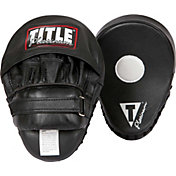 Title Boxing Platinum Punch Mitts