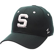 Zephyr Men's Michigan State Spartans Green DH Fitted Hat