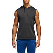 adidas Men's Axis Point Sleeveless Hoodie