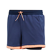 adidas Girl's Club Shorts