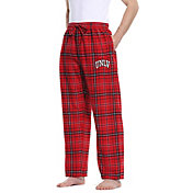 Concepts Sport Men's UNLV Rebels Scarlet/Black Ultimate Sleep Pants