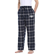Concepts Sport Men's Nevada Wolf Pack Blue/Grey Ultimate Sleep Pants