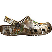 Crocs Adult Classic Realtree Edge Clogs
