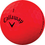 Callaway Superhot BOLD Red Golf Balls – 15 Pack