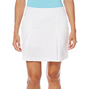 "Callaway Women's 18"" All Day Solid Stretch Golf Skort"