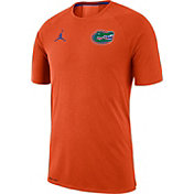 Jordan Men's Florida Gators Orange Alpha Dri-FIT T-Shirt