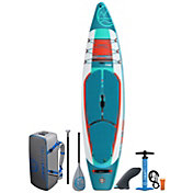 Jimmy Styks Puffer Inflatable Stand-Up Paddle Board Package