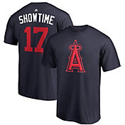Majestic Men's Los Angeles Angels Shohei Ohtani 'Showtime' MLB Players Weekend T-Shirt