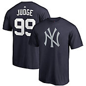 Majestic Men's New York Yankees Aaron Judge 'Judge' MLB Players Weekend T-Shirt