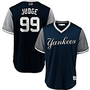 Majestic Men's New York Yankees Aaron Judge 'Judge' MLB Players Weekend Jersey
