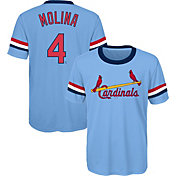 Majestic Youth St. Louis Cardinals Yadier Molina T-Shirt