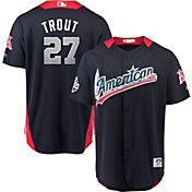 Majestic Youth 2018 American League Mike Trout Home Run Derby Cool Base Jersey