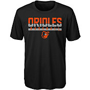 Majestic Youth Baltimore Orioles Dri-Tek Wild Card T-Shirt