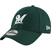 New Era Men's Milwaukee Brewers Sports Matter 9Forty Adjustable Hat