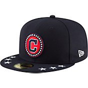 New Era Men's Cleveland Indians 59Fifty 2018 MLB Home Run Derby Fitted Hat