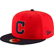 New Era Men's Cleveland Indians 59Fifty MLB Players Weekend Authentic Hat