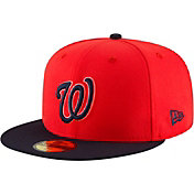 New Era Men's Washington Nationals 59Fifty MLB Players Weekend Authentic Hat