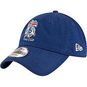 New Era Men's Philadelphia 76ers 9Twenty 'Phila Unite' Royal Adjustable Hat