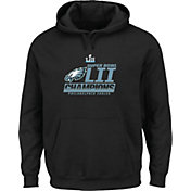 NFL Men's Super Bowl LII Champions Philadelphia Eagles Fanfare Black Hoodie