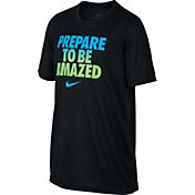 Nike Boys' Dry Be Amazed Graphic Tee