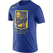 "Nike Men's 2018 NBA Finals Golden State Warriors Dri-FIT ""Dub City"" T-Shirt"