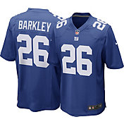 Saquon Barkley #26 Nike Men's New York Giants Home Game Jersey