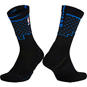 Nike Dallas Mavericks City Edition Elite Quick NBA Crew Socks