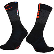 Nike Oklahoma City Thunder City Edition Elite Quick NBA Crew Socks