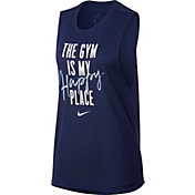 Nike Women's Dry 'Gym Is My Happy Place' Training Tank Top