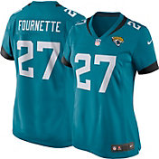 Nike Women's Alternate Game Jersey Jacksonville Jaguars Leonard Fournette #27