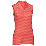 Nike Women's Dry Sleeveless Golf Polo